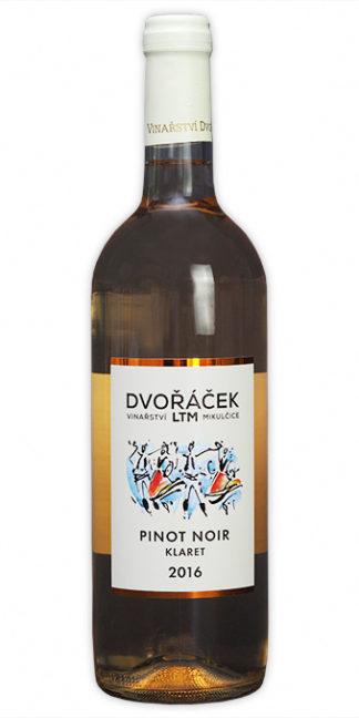 Pinot Noir Klaret 2016