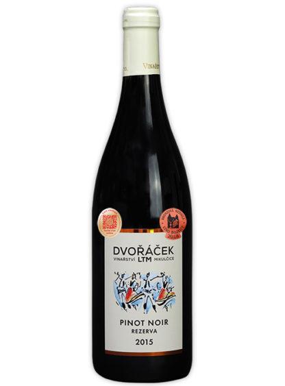 Pinot Noir Rezerva 2015