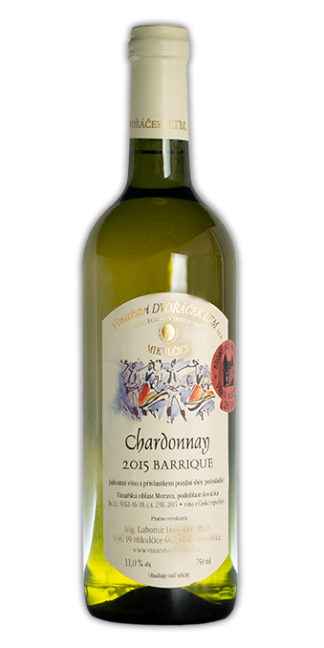 Chardonnay barrique 2015