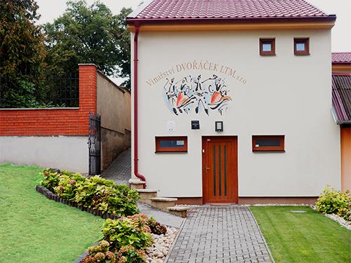 Vinařské centrum Dvořáček LTM